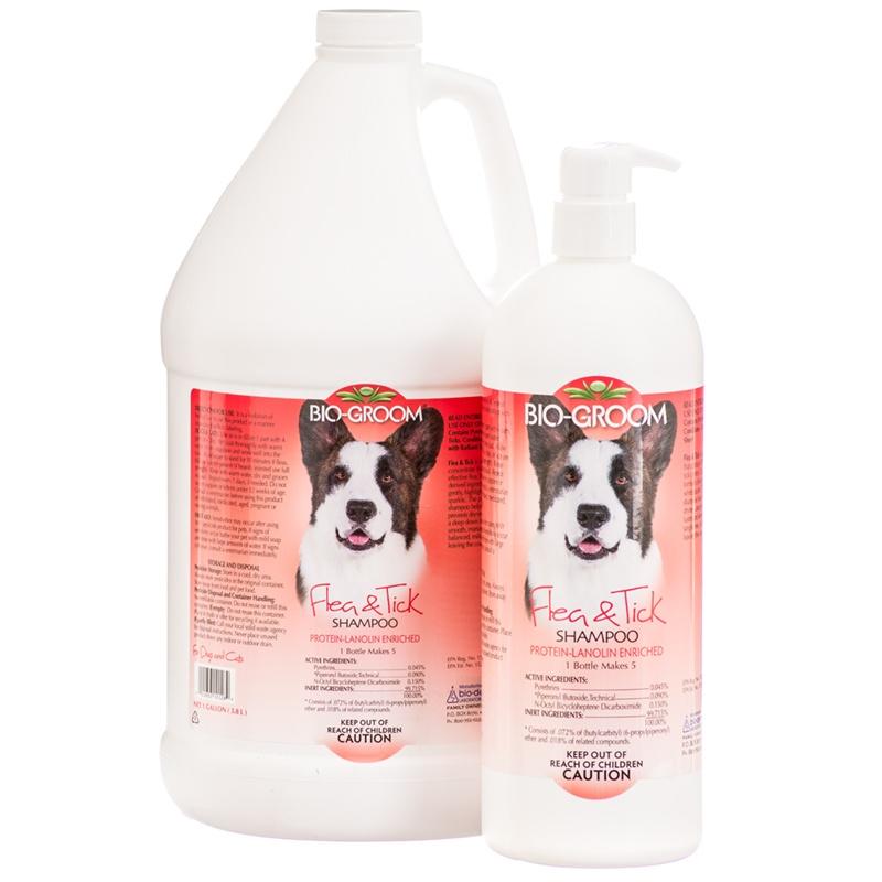Bio Groom Flea & Tick Shampoo